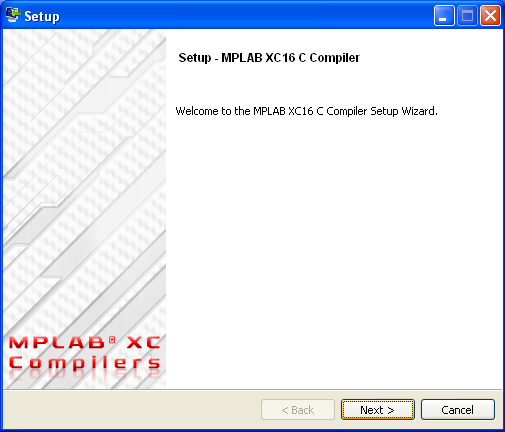 Installation tutorial for MPLAB-X and the compiler - The