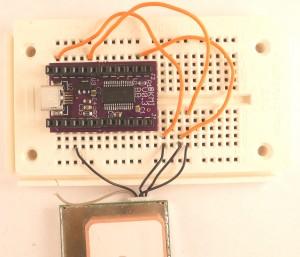 Blue Bird - GPS Module